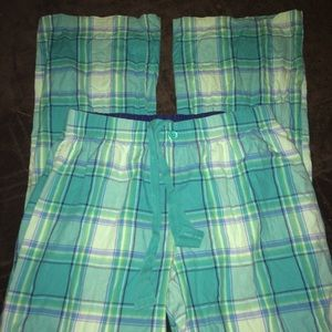 Xhilaration Intimates & Sleepwear - Blue Plaid Pajama Pants